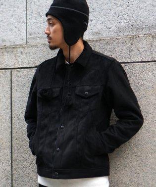 BEAMS / フェイクスエード G ジャケット