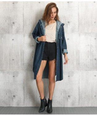 デニムオーバーサイズジャケット