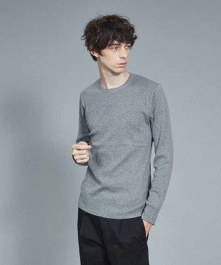 【展開店舗限定】gicipi コットン ソフト クルーネック Tシャツ