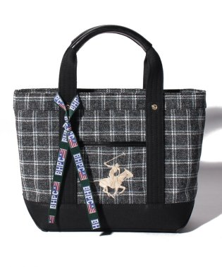 【BEVERLY HILLS POLO CLUB】PUトートバッグS