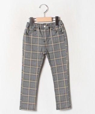 シンプル10分丈 布帛パンツ(80~120cm)