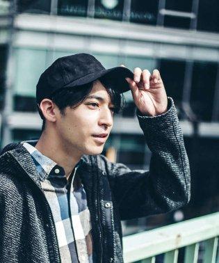 【展開店舗限定】フェイクスエードキャップ