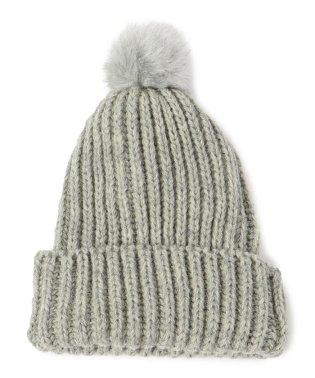 HIGHLAND2000:ポンポンニット帽