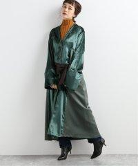 【AKIRA NAKA/アキラ ナカ】Gaia gown BL:ガウン