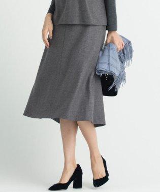 【マガジン掲載】ミルドジャージー フレアースカート