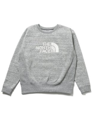 【THE NORTH FACE】 HEATHER SWEAT CREW