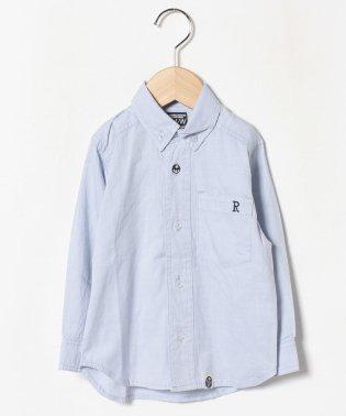 オックスボタンダウンシャツ