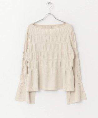 シャーリングセーター