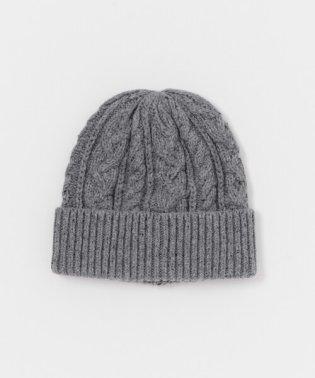ネップニット帽