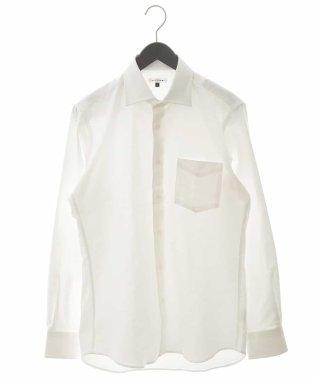 40オックスワイドカラーシャツ