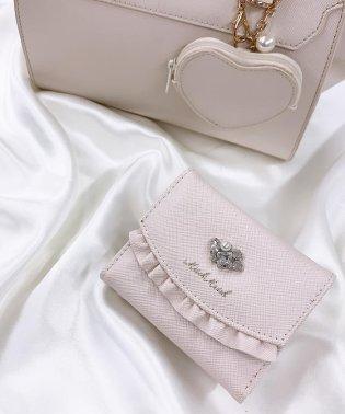 プチフリルミニ財布