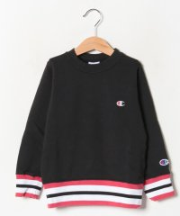 【Champion】LINE RIB CREW SWEAT