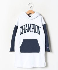 【Champion】HOODED SWEAT ONE PIECE