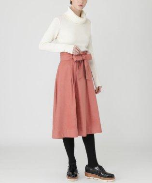 エモルザスウェードスカート