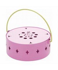 蚊遣り箱 flower ピンク