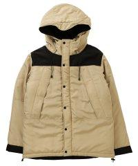 中綿2タイプジャケット / 中綿 ジャケット ブルゾン メンズ アウター 暖かい あったか 防寒