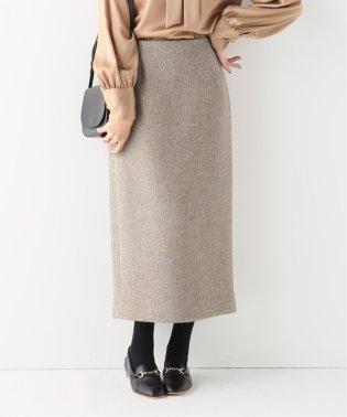 MANTECO ラメツィードスカート