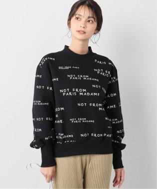【DROLE DE MONSIEUR / ドロールドムッシュ】All Over スウェットシャツ