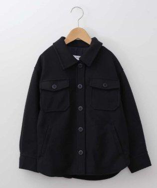 [140-150]【洗濯機で洗える】ダブルポケットCPOジャケット