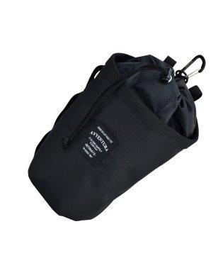 アヴェンチュラ AVVENTURA ポイントネーム 巾着チョークバッグ ブラック グレー ネイビー ピンク カーキ ナイロン