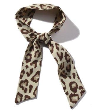 アニマル柄スカーフ