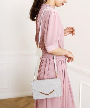 ◆結婚式・パーティに◆シャイニーお財布バッグ