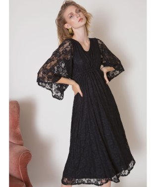 Flare Lacy Dress