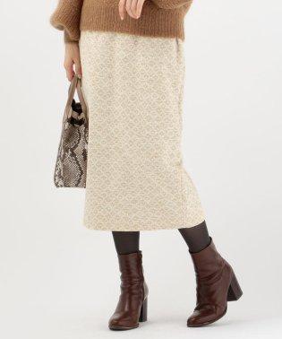 Khaju:ジャガードジャージースカート