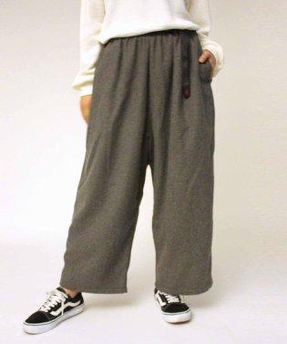GRAMICCI/グラミチ WOOL BLEND BALLOON PANTS/ウールブレンドバルーンパンツ GLP-19F011