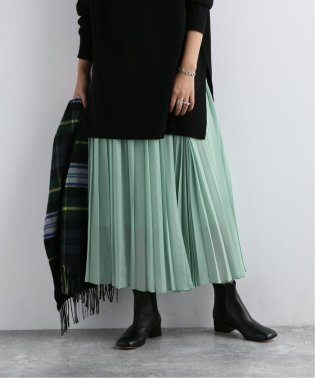 【NEU】シアーナイフプリーツマキシスカート