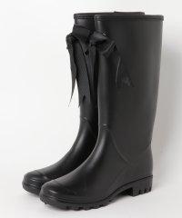 レインブーツ レインシューズ 雨靴 長靴 レディース リボン シューズ ロング丈 ロングレインブーツ
