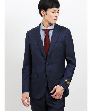mf×AT ロロ ピアーナ/Loro Piana ウールスリムフィット2ピーススーツ 紺