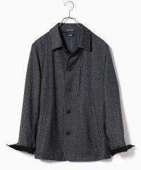 SC: ウール エアータッチ カバー ジャケット