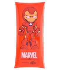 マーベル MARVEL グリヒル クリアマルチケース アイアンマン キャプテン・アメリカ スパイダーマン ロキ PVC