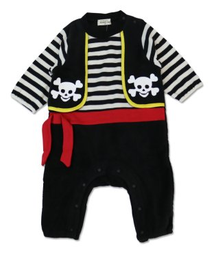 海賊なりきりカバーオール