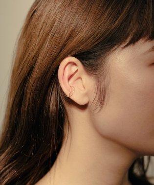 【予約】Nymphs Wave Ear cuff(片耳)