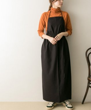 BASERANGE APRON HONDA DRESS