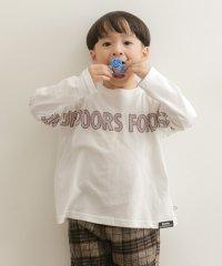 highking×DOORS 別注プリントロングスリーブ(KIDS)