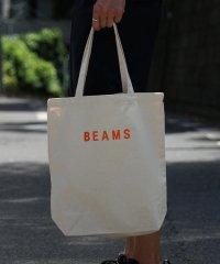 【至極の逸品】BEAMS / BEAMSロゴ トートバッグ 19FW
