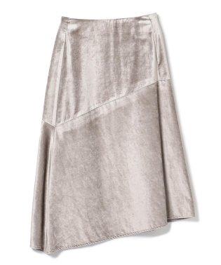 Demi-Luxe BEAMS / 別珍フレアスカート