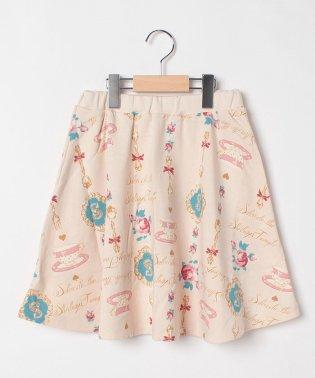 総柄スカート(150~160cm)