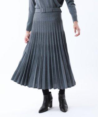 【ウォッシャブル】キャッシュウールスカート
