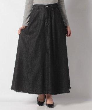【CIAOPANIC TYPY】TYPYDENIMサーキュラーロングスカート