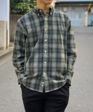 【Gymphlex / ジムフレックス】ボタンダウンシャツ #J-0643VHC