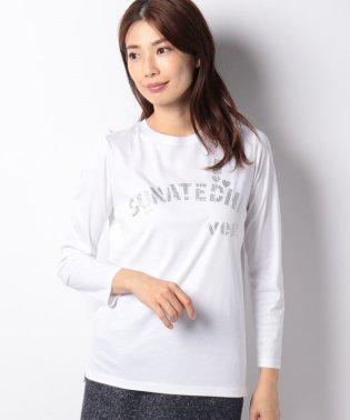 ロングスリーブ ロゴTシャツ