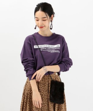 Khaju:ロングスリーブロゴTシャツ