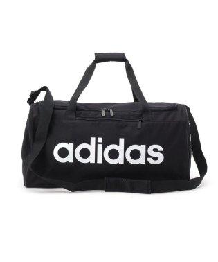 【adidas/アディダス】 ロゴ横長ボストンバッグ