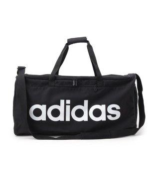 【adidas/アディダス】 ロゴ横長ビッグボストンバッグ