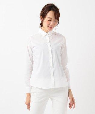 【リクルート対応/洗える】ストレッチシャーティング シャツ