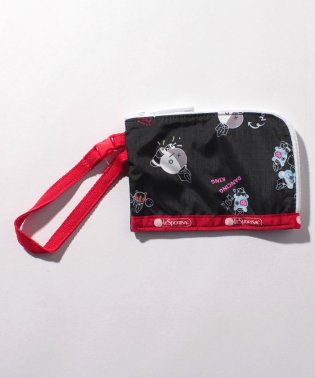 CURVED COIN POUCH ビーティー21ブラックアクセ